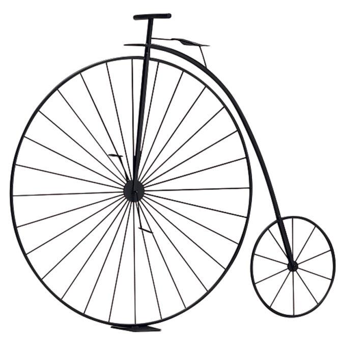 OBJET : アンティーク自転車 K10-1A11