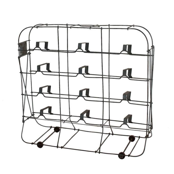 ima vintage : Rack-V0003 ラック メッシュ棚