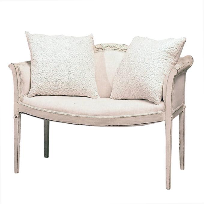ima vintage : Chair-V0031 二人掛けソファ