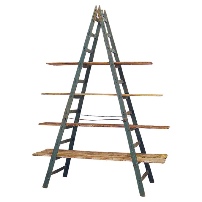 ima vintage : Ladder-V0013 はしご