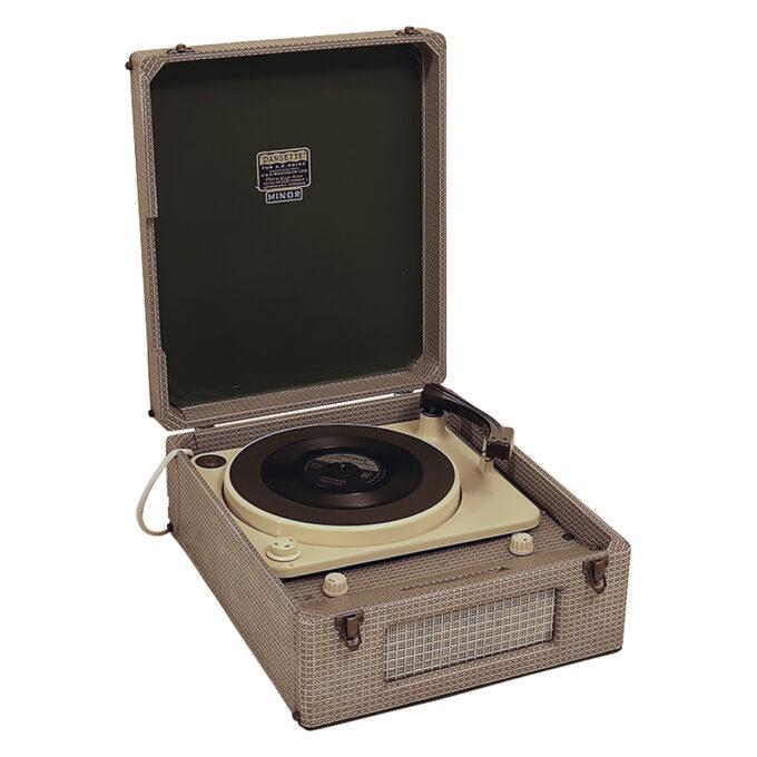 ima vintage : Props-V0252 レコードプレイヤー
