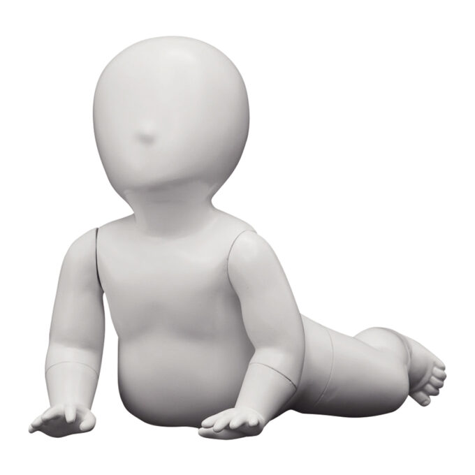 Kid's Egg : マネキン CA001